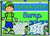 Multiplication Math Center Game