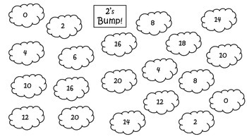 Multiplication Bump 2-9