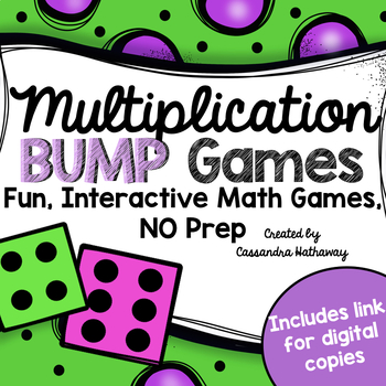 Multiplication Bump Boards