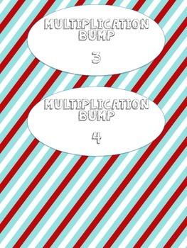 Multiplication Bump Bundle 2, 3, 4, 5, 10