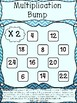 Multiplication Bump- Chevron and Black and White