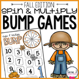 Fall Multiplication Games