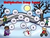 Multiplication Bump For Winter Smartnotebook