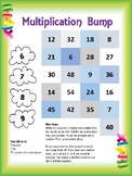 Multiplication Bump Game (larger products)