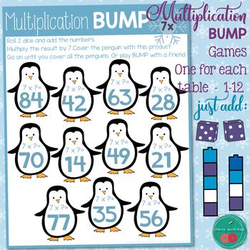 Multiplication Games Bump