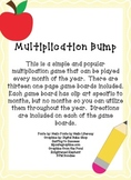 Multiplication Bump Games