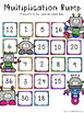 Multiplication Bump Math Game