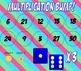 Multiplication Bump SMARTboard Game