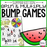 Multiplication Games - Summer
