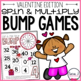 Multiplication Games - Valentine's Day