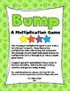 Multiplication Bump - facts 2 through 12