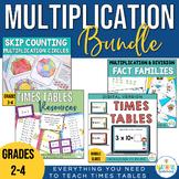 Multiplication Times Tables Bundle