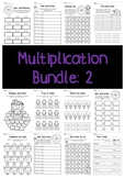 Multiplication Bundle: 2 Times Tables