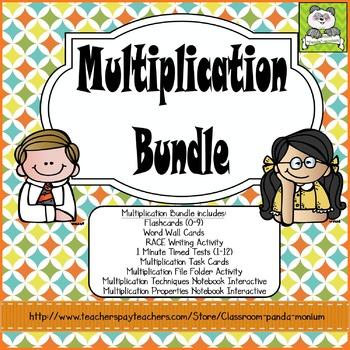 Multiplication Bundle (CC Aligned)