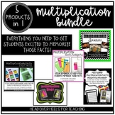 Multiplication Bundle {Everything to memorize those multiplication facts!}