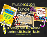 Multiplication Bundle for Basic Fact Practice