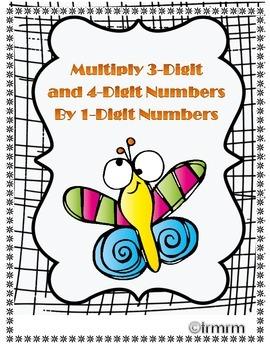 Multiplication Butterflies