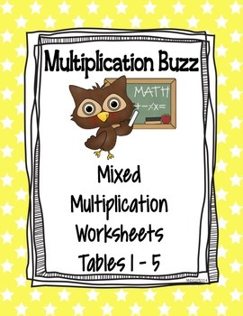 Multiplication Buzz