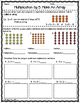 Multiplication By 5 and 10 Worksheet Set