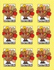 Multiplication Card Game (Thanksgiving Theme)