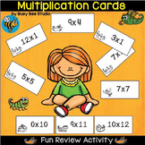 Multiplication Cards (0-12)