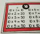 Multiplication Cards (Math Centers)