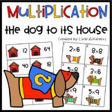Multiplication Center 3rd Grade - Multiplication Task Cards