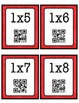 Multiplication Center Activity using QR Codes and iPad - F
