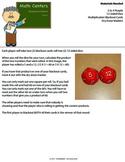 Multiplication Centers - Blackout 12's