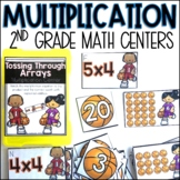 Second Grade Multiplication Centers