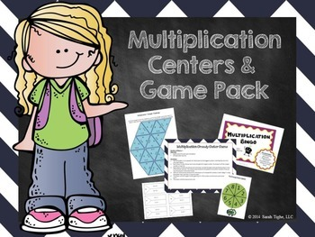 Multiplication Centers and Game Pack