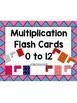 Multiplication Challenge and Flash Cards Bundle
