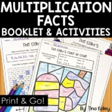 Multiplication Facts, Chants, Arrays, and Word Problems