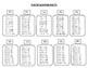Multiplication Chart 1-20