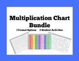 Multiplication Chart Bundle