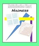 Multiplication Chart Madness