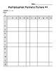 Multiplication Chart Mystery Pictures Set of 12