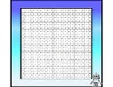 Multiplication Charts - Cuties