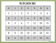 Multiplication - Charts, games and cards