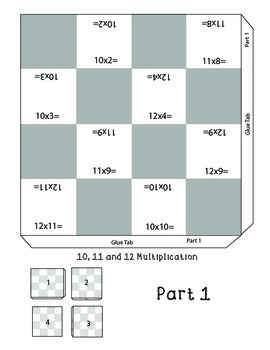 Multiplication Checkers