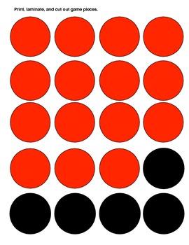 Multiplication Checkers_Math Center
