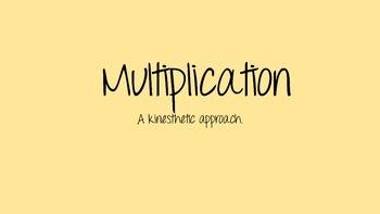 Multiplication Cheer