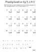 Multiplication - Christmas Code Breaker / Secret Message / Riddle / Decode
