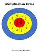 Multiplication Circle Bundle 0-12 - In Color