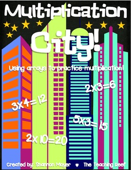 Multiplication City: Practice with Arrays
