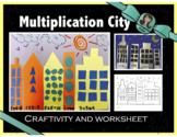 Multiplication City of Arrays!