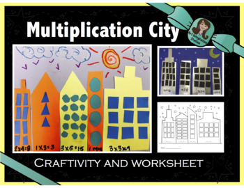 Multiplication City of Arrays!