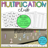 Multiplication Club