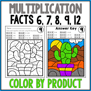 multiplication review color by number worksheets tricky  originaljpg teachers maths worksheets also 5th grade worksheets math mixed addition and subtraction worksheets