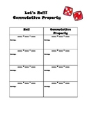 Multiplication Commutative Property Worksheet